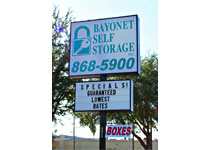 Bayonet Self Storage